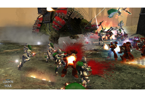 Warhammer 40,000: Dawn of War - Game of the Year Edition ...