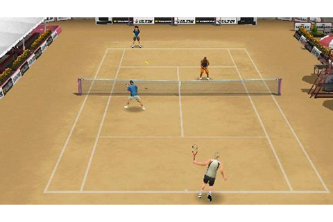 Smash Court Tennis 3 Game | PSP - PlayStation
