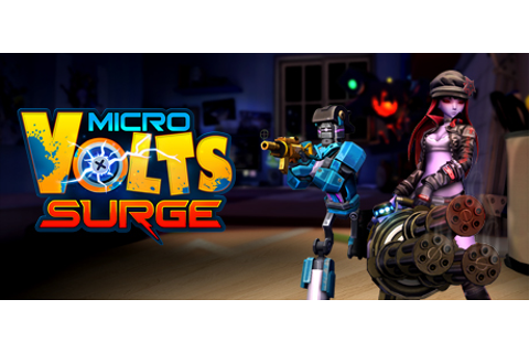 MicroVolts Surge on Steam