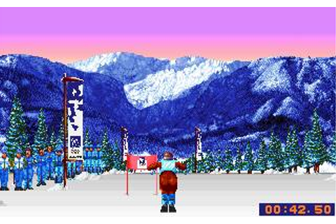 Winter Olympics: Lillehammer '94 Download (1993 Sports Game)