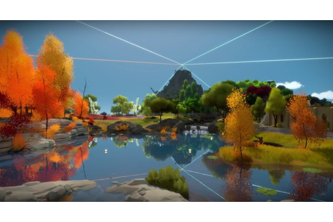 The Witness Puzzle Solution: Tower Area Puzzles, the Hedge ...