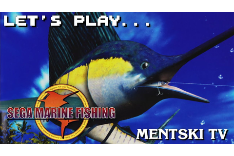 Sega Marine Fishing! - YouTube
