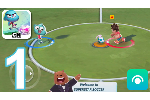 CN Superstar Soccer: Goal!!! - Gameplay Walkthrough Part 1 ...