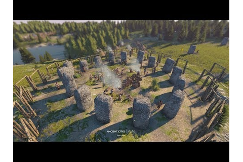 ANCIENT CITIES Gameplay Trailer - YouTube