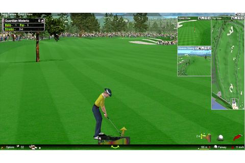 Microsoft Golf 1998 Download Game | GameFabrique