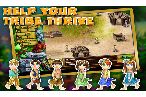 Amazon.com: Virtual Villagers: Origins: Appstore for Android