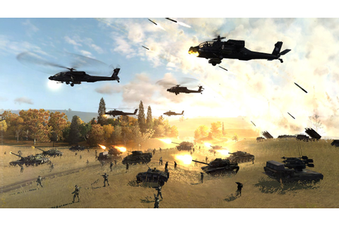 Games: World in Conflict: Soviet Assault