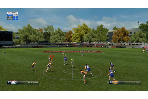 AFL Live PC Gameplay - YouTube