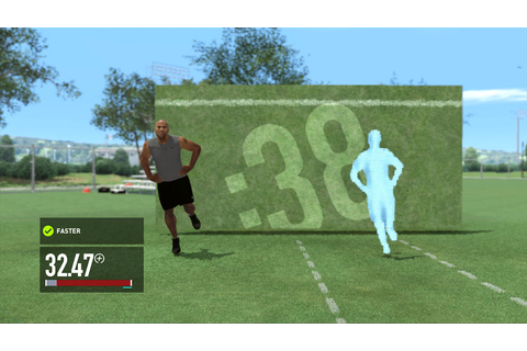 Nike+ Kinect Training › Games-Guide