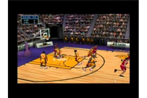 NBA Jam 99 - YouTube