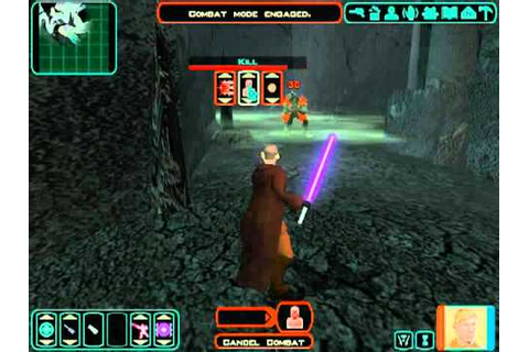 Star Wars Knights of the Old Republic 2: The Sith Lords ...