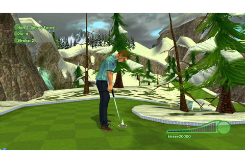 3D Ultra Minigolf Adventures 2 Gameplay [60 FPS] (Xbox 360 ...
