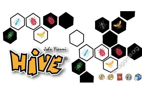 Hive - Download Free Full Games | Brain Teaser games