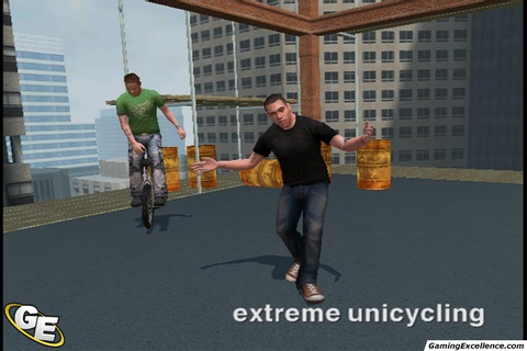 Jackass: The Game Review - GamingExcellence
