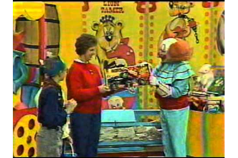 Bozo Show 1987 - YouTube