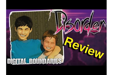 """Disorder"" Game Review 