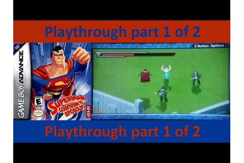 Superman countdown to apokolips(1/2) - YouTube