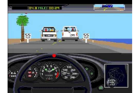 Test Drive 2: The Duel - Sega Genesis - YouTube
