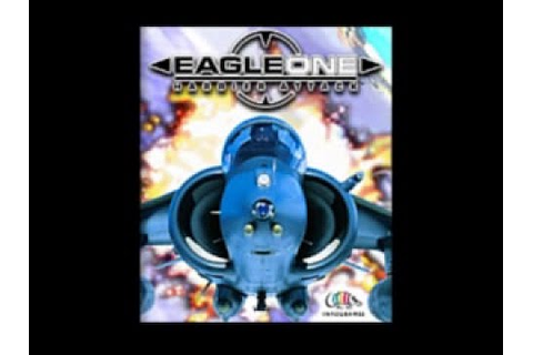 Eagle One: Harrier Attack (1999, PSX) - Introduction - YouTube