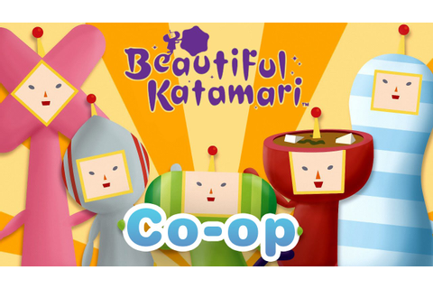 WHAT IS THIS GAME?! - Beautiful Katamari Co-op - YouTube