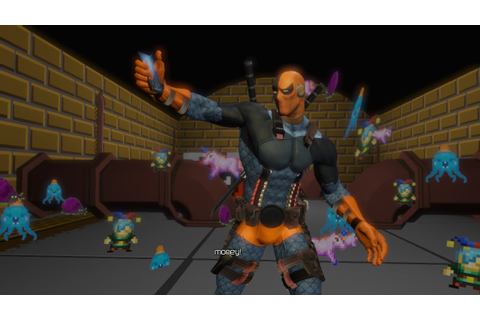 Deadpool the Game - Judas Contract Deathstroke v2 by ...