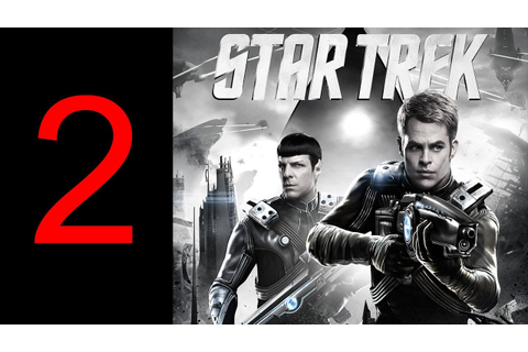 Star Trek gameplay walkthrough part 2 let's play PS3 GAME ...