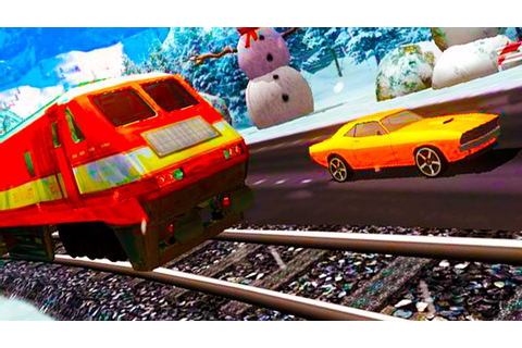 Train Vs Car Racing 2 Player (by MTS Free Games) Android ...
