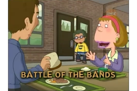 Battle of the Bands - As Told By Ginger Wiki