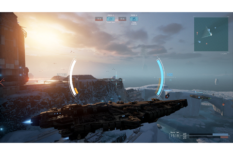 Dreadnought is a game of cat and mouse with gargantuan ...