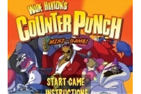 Game Wade Hixtons counter punch - Games68.com