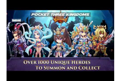 10 Games Like Summoners War★ - YouTube