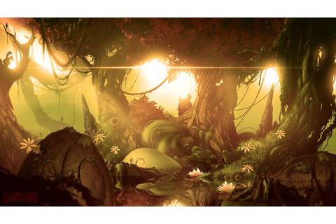 Badland | BADLAND - Atmospheric Action Side-Scroller Game ...