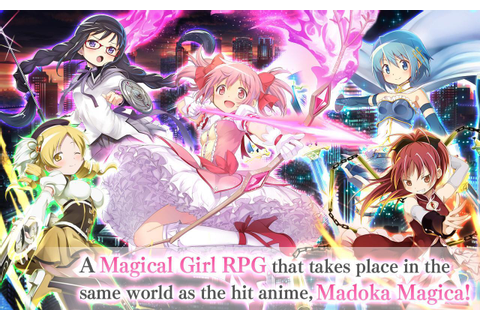 Magia Record for Android - APK Download