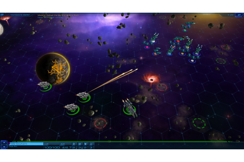 Sid Meier's Starships Review: Fire All Guns | Shacknews
