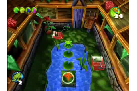 Frogger 2: Swampy's Revenge - Full Version Game Download ...