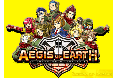 Ocean Of Games » Aegis of Earth Free Download