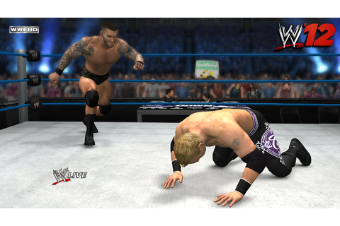 WWE '12 Review – Brash Games