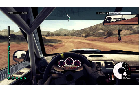 DiRT 3 Gameplay Part 1/2 [HD] - YouTube