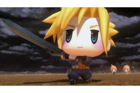 'World of Final Fantasy' Review: If Only All Nostalgia ...