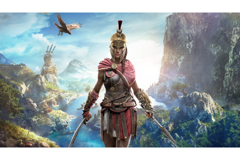 Assassin's Creed Odyssey New Game Plus Arrives Next Week ...