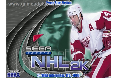 NHL 2K - Sega Dreamcast - Games Database