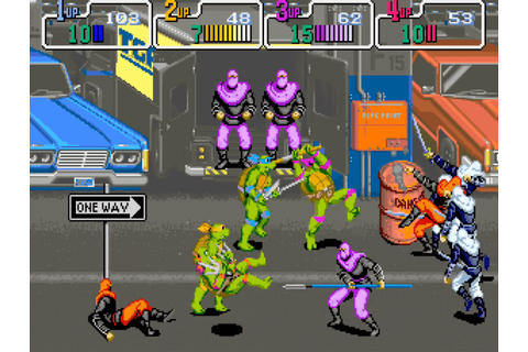 Give Us Another TMNT Arcade Game, You Cowards! | Fortress ...