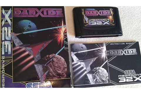Rare 32x game Darxide gets a region-free reproduction ...