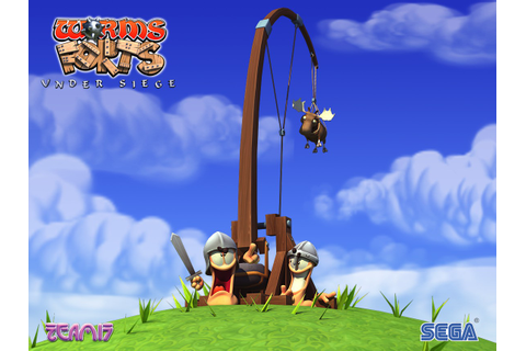 Download Game Worms Forts - Under Siege PS2 Full Version ...