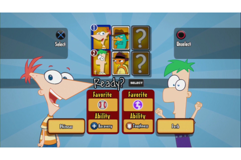 Retro Travelling Style: Phineas And Ferb Across The 2nd ...