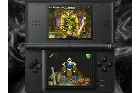 Orcs and Elves DS Gameplay Video From Id Software - YouTube