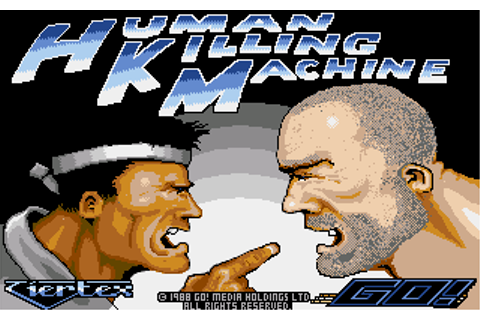 Human Killing Machine » Codetapper's Amiga Site