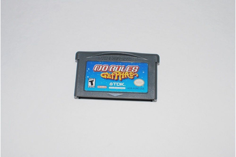 No Rules: Get Phat (Game Boy Advance) gba 739069625021 | eBay