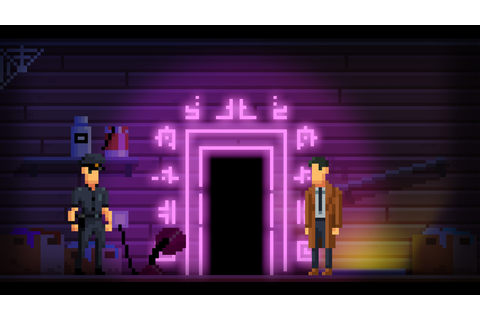 Play Darkside Detective, an X-Files-style point-and-click ...