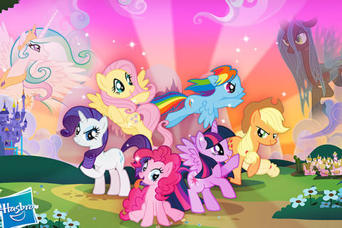 My Little Pony Harmony Quest - Free Android Game